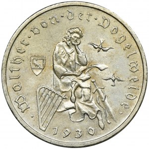 Niemcy, Republika Weimarska, 3 Marki Berlin 1930 A