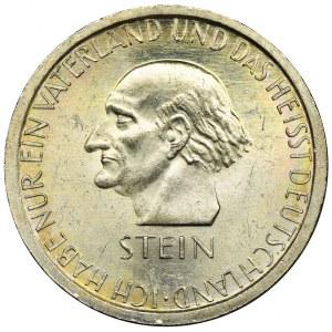 Niemcy, Republika Weimarska, 3 Marki Berlin 1931 A