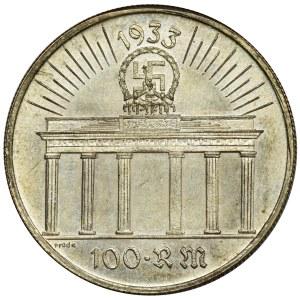 Germany, Adolf Hitler, Fantasy medal