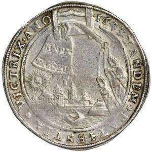 Germany, Braunschweig-Wolfenbüttel, Augustus the Younger, Thaler Zellerfeld 1643