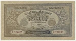 250.000 marek 1923 - CI - numeracja szeroka