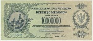 10 milionów marek 1923 - C -