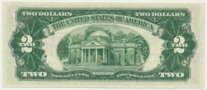 USA, 2$ 1953 A