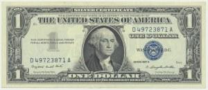USA, 1$ 1957 A
