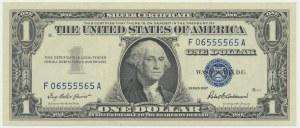 USA, 1$ 1957
