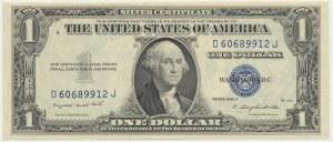 USA, 1$ 1935