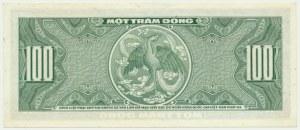 Wietnam Południowy, 100 dong 1955