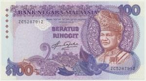 Malaysia, 100 ringgit (1983-84)
