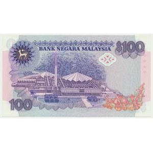 Malezja, 100 ringgit (1983-84)