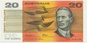 Australia, 20 dollars (1997)