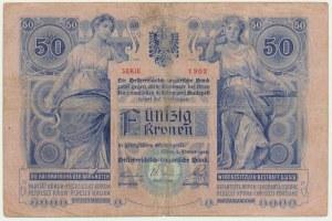 Austria, 50 koron 1902