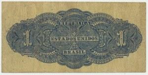 Brazil, 1 milion reis (1920)
