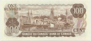 Kanada, 100 dolarów 1975