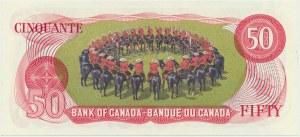 Kanada, 50 dolarów 1975