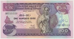 Ethiopia, 100 birr 1991