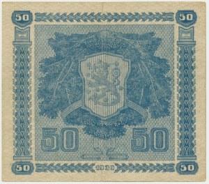 Finland, 50 marks 19339