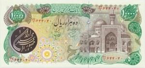 Iran, 10.000 rial (1981)