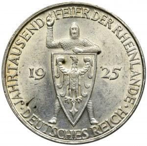 Germany, Weimar Republic, 5 Mark Munich 1925 D