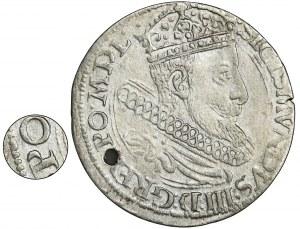 Zygmunt III Waza, Grosz Kraków 1604 - NIENOTOWANY