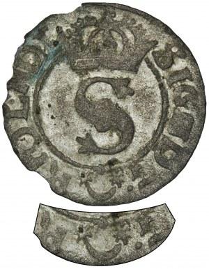 Zygmunt III Waza, Szeląg Bydgoszcz 1623 - NIENOTOWANY