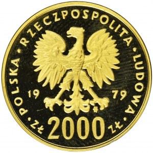 2.000 złotych 1979, Mikołaj Kopernik