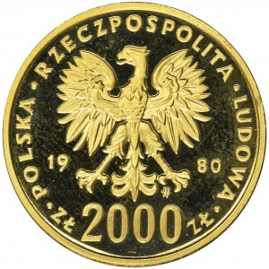 2.000 złotych 1980, Igrzyska Lake Placid