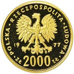 2.000 złotych 1977, Fryderyk Chopin