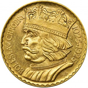 20 zloty 1925, Chrobry