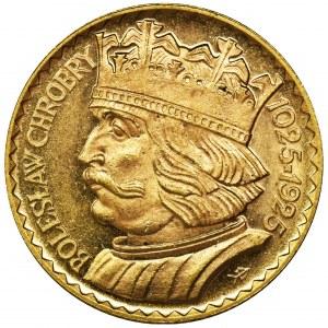 10 zloty 1925, Chrobry