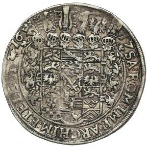 Germany, Saxony, Johann Georg I, Thaler Dresden 1617