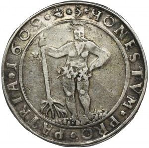 Niemcy, Brunszwik-Wolfenbüttel, Henryk Juliusz, Talar Zellerfeld 1609