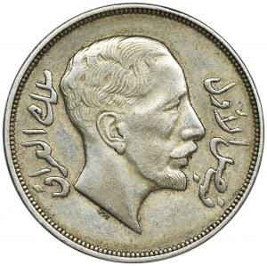 Irak, Faisal I, Riyal (200 flis) 1932 (AH 1350)
