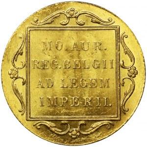 Netherlands, Kingdomo of Netherlands, Wilhelmina, Ducat Utrecht 1927