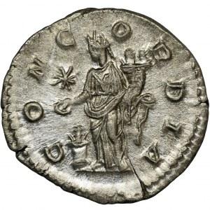 Cesarstwo Rzymskie, Julia Aquilia Sewera, Denar - RZADKI