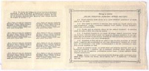 Polski Przemysł Korkowy S.A. - 5000 mkp, 1922 rok