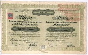 Galicyjskie Towarzystwo Naftowe