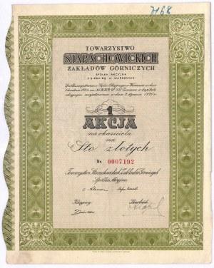 Towarzystwo Starachowickich Zakładów Górniczych - 100 zł