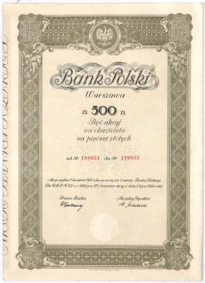Bank Polski S.A. - 500 zł