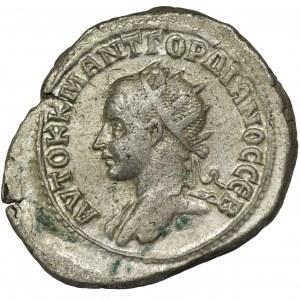 Rzym Prowincjonalny, Syria, Antiochia, Gordian III, Tetradrachma bilonowa - RZADKA