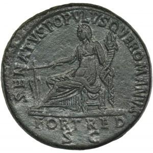 Cesarstwo Rzymskie, Trajan, Sesterc
