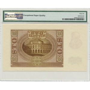 100 złotych 1940 - A - PMG 66 EPQ
