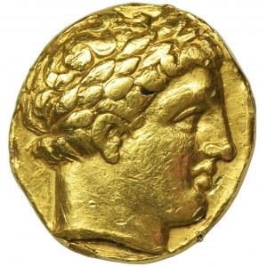 Grecja, Macedonia, Filip II Macedoński, Stater