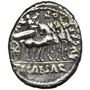 Cesarstwo Rzymskie, Oktawian August i Tyberiusz, Denar