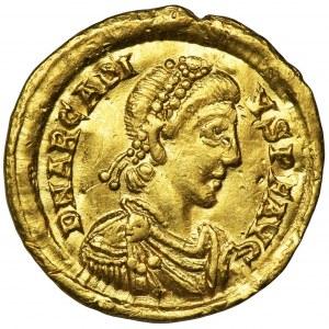 Cesarstwo Rzymskie, Arkadiusz, Solidus