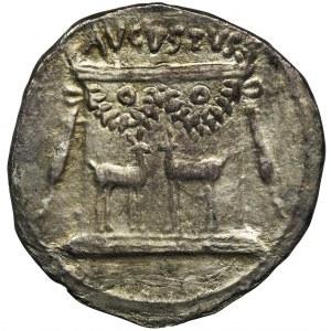 Roman Imperial, Octavian Augustus, Cistophorus