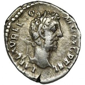 Cesarstwo Rzymskie, Kommodus, Denar