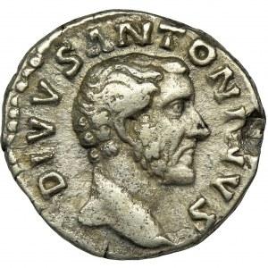 Cesarstwo Rzymskie, Antoninus Pius, Denar - RZADKI