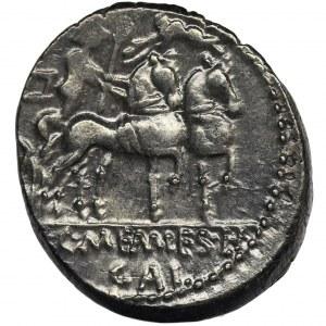 Roman Republic, L. Memmius Galeria, Denarius