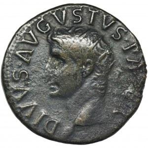 Roman Imperial, Octavian Augustus, Dupondius