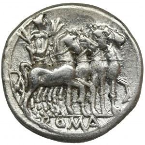 Republika Rzymska, Q. Caecilius Metellus, Denar